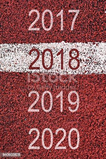 619522908istockphoto Happy new year concept 840603828