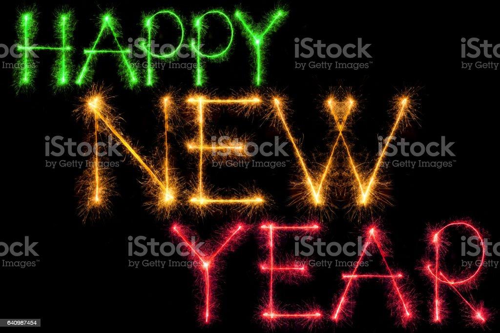 Happy New Year English 79