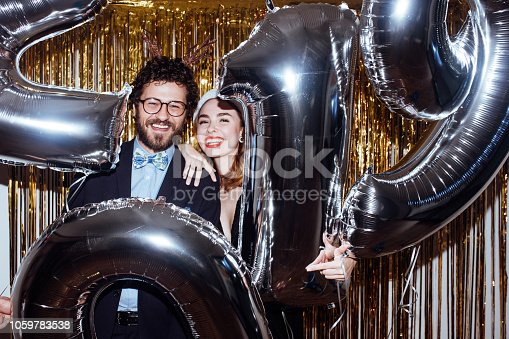 istock Happy New Year 1059783538