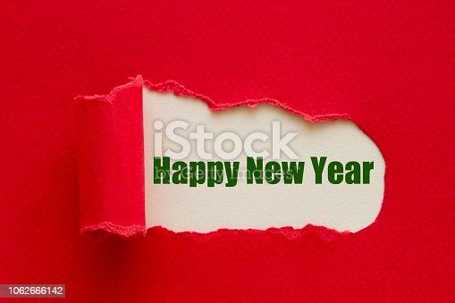 873333520 istock photo Happy new year 1062666142