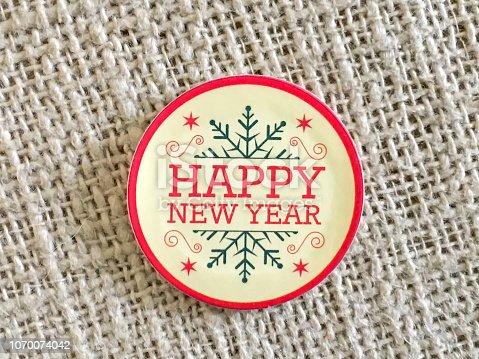istock Happy New Year 1070074042