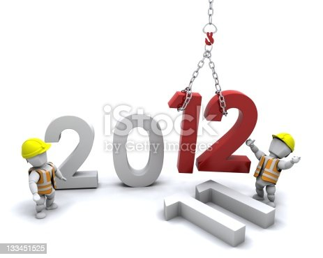 istock Happy New Year! 133451525