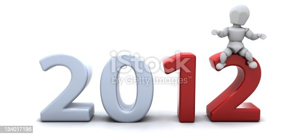 istock Happy New Year! 134017195