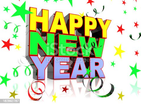 istock Happy New Year 182862787