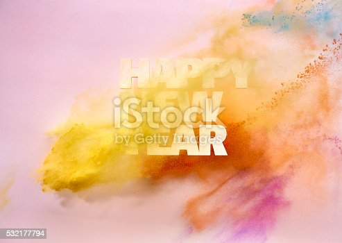 1086534384 istock photo Happy New Year 532177794