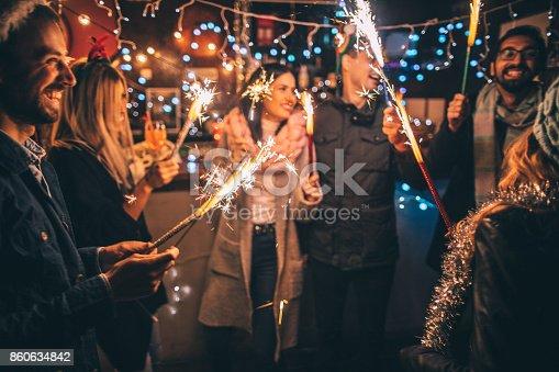 istock Happy New Year!!! 860634842