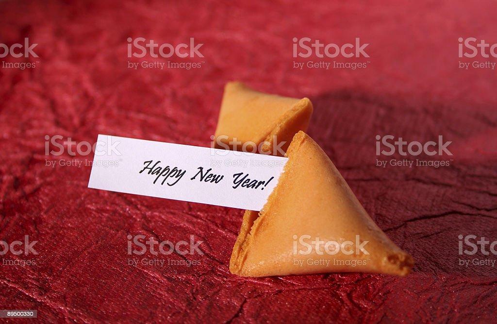 Happy New Year royaltyfri bildbanksbilder