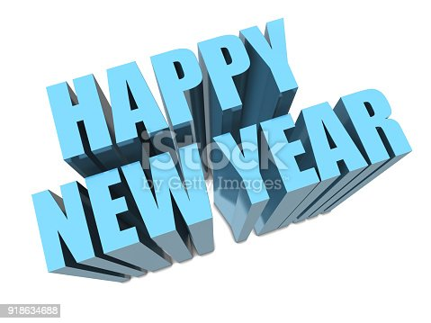 istock Happy new year 918634688