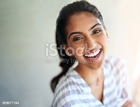 istock Happy people are the best kind of people 629077184