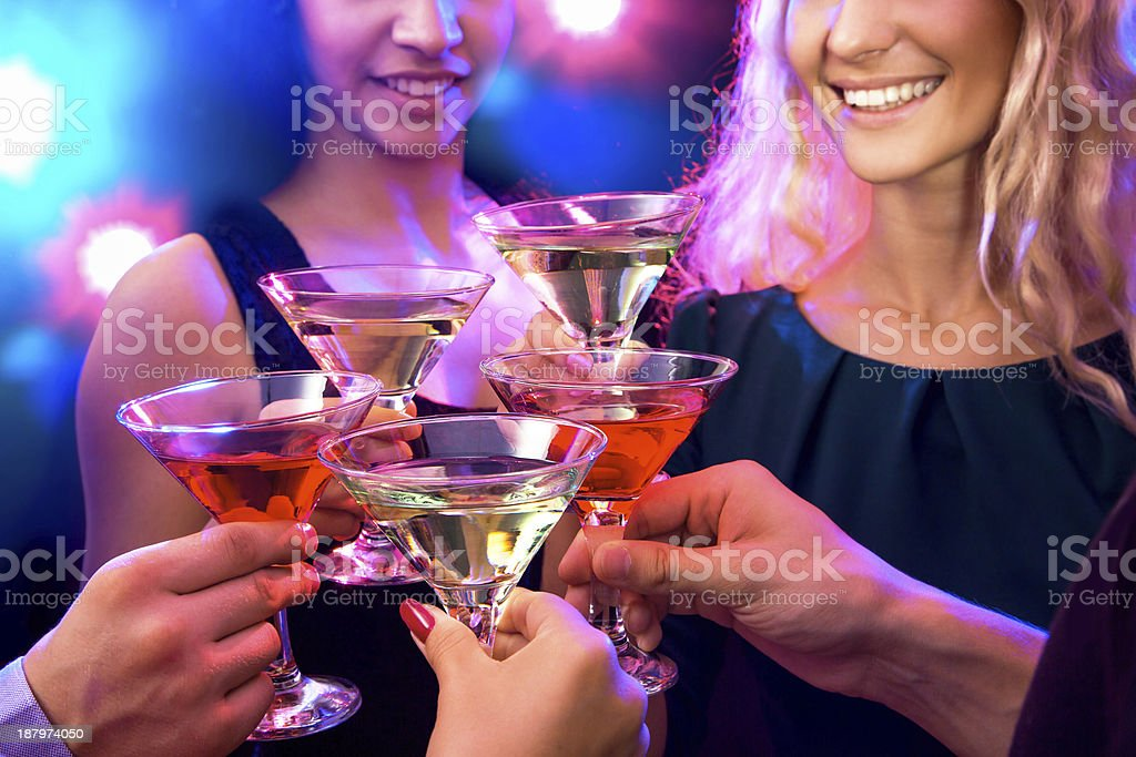Happy people stock photo