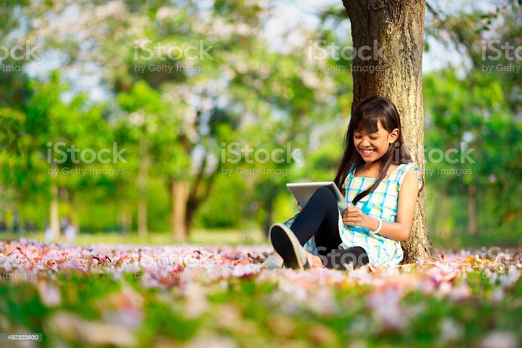Happy stock photo