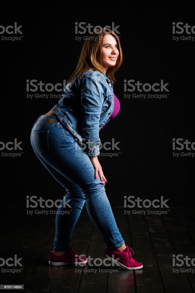 blk ass