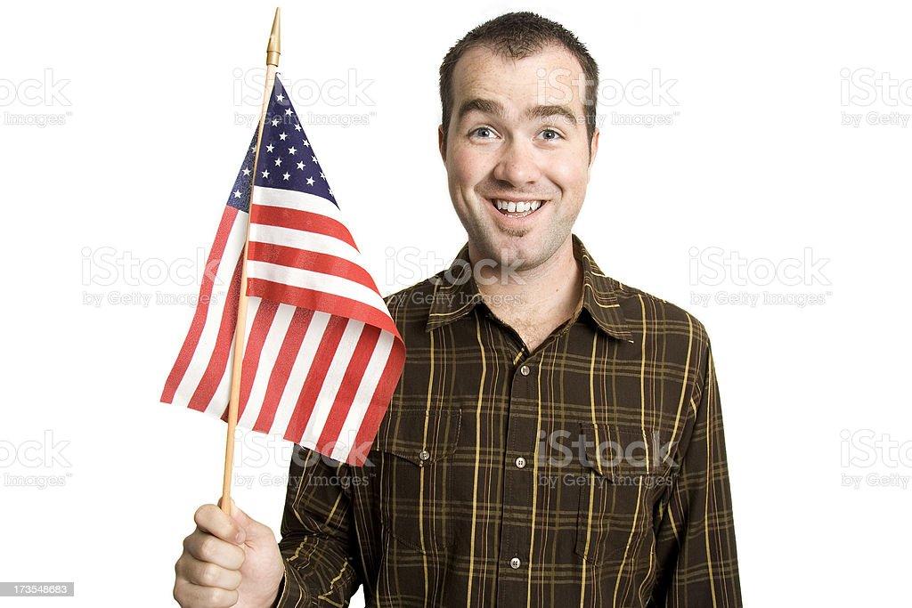 Happy Politics stock photo