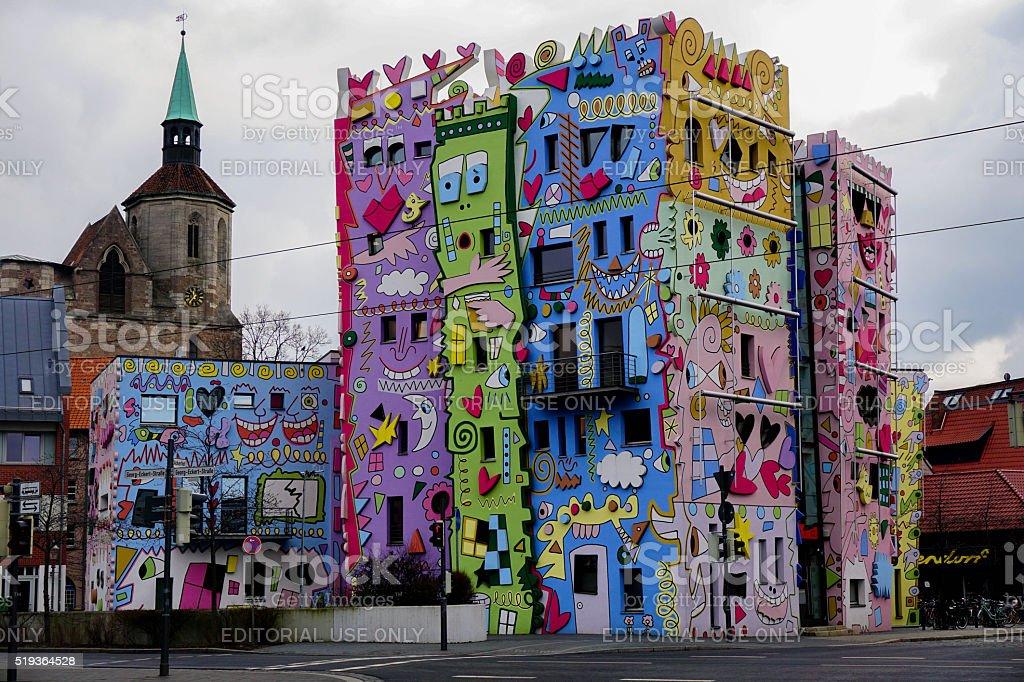 Glücklich Rizzi Haus in Braunschweig – Foto