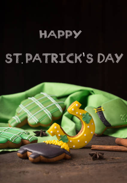 happy saint patrick's day - happy st. patricks day stock photos and pictures