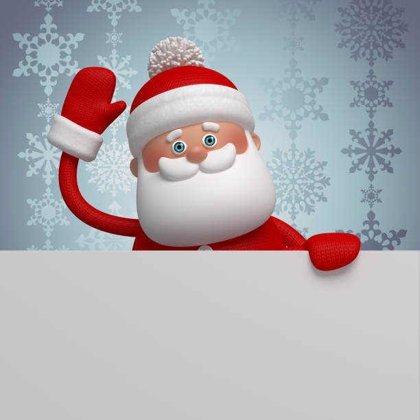 Happy santa claus holding blank banner 3d character winter background picture id1072460284?b=1&k=6&m=1072460284&s=612x612&w=0&h=njzkvjysgkbyuykkwpw9wbyezsvdsjqt3sqr8x8urpe=