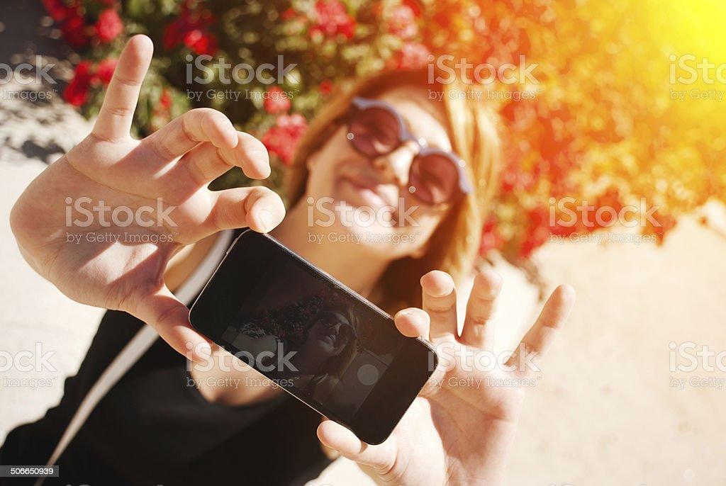 Happy-selfie! – Foto