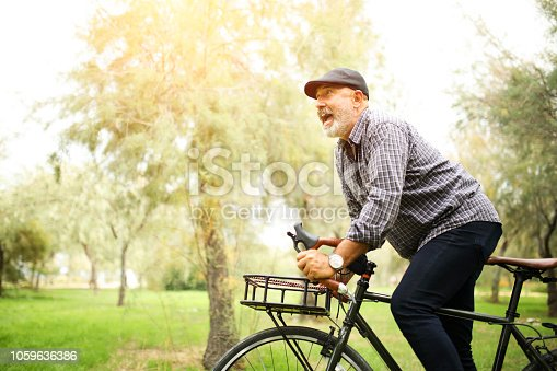 518659854istockphoto Happy Senior Man 1059636386
