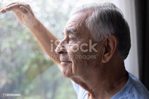 istock Happy Senior Man 1135585863