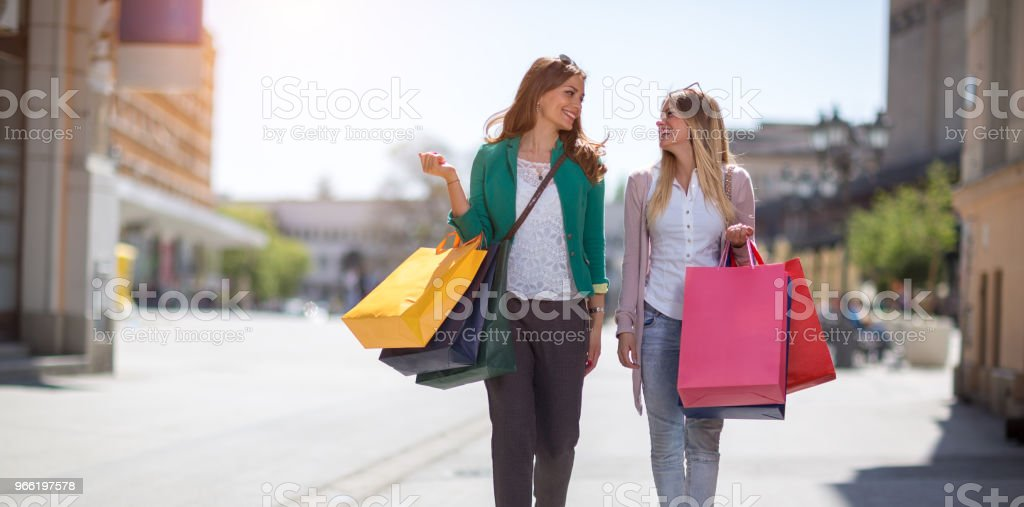 Happy Shopping Einkaufen – Foto