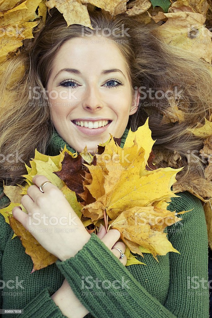 Glückliches Lächeln Lizenzfreies stock-foto