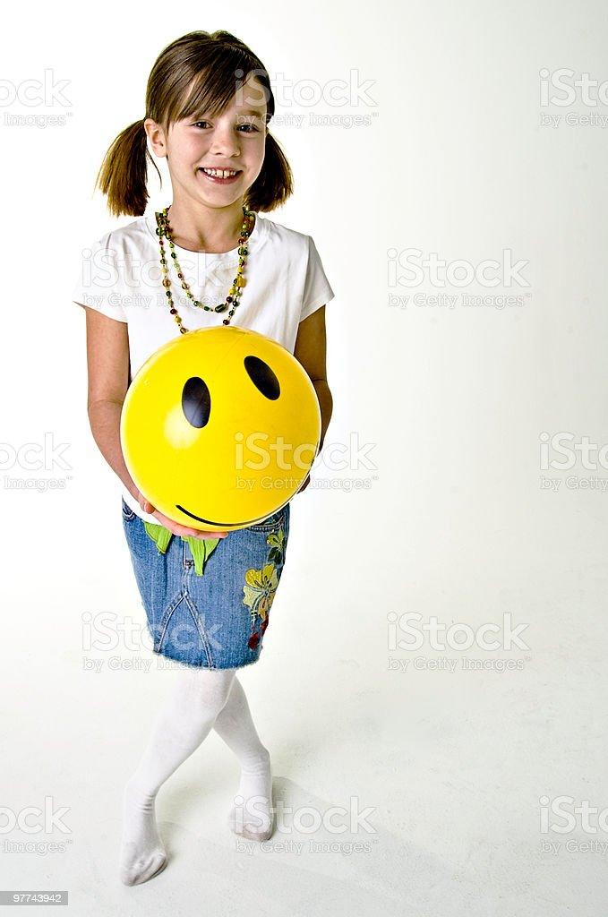 Happy Smile royalty-free stock photo