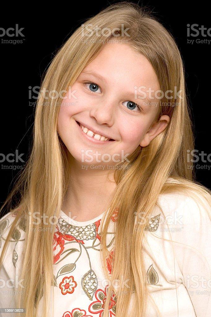 Happy Smiling Child royalty-free stock photo