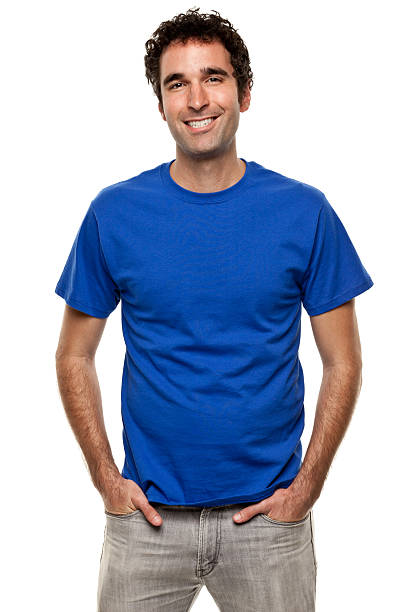 Happy Smiling Man Portrait stock photo