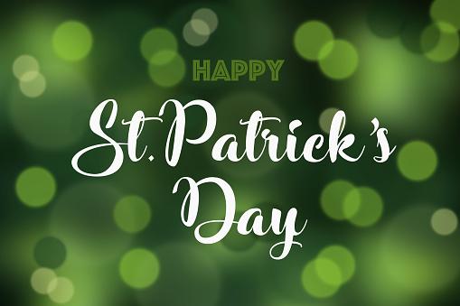 istock Happy St. Patrick's Day 1201752602