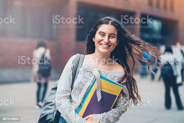 Happy student holding textbooks picture id857548654?b=1&k=6&m=857548654&s=612x612&h=aq m semxfmhnhau krxseku603cvyjjuhcyxlnhjt8=