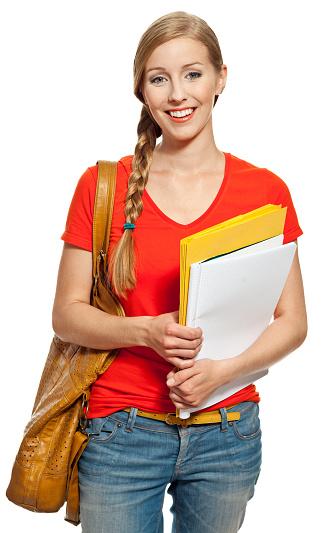 Happy Student Stock Photo - Download Image Now