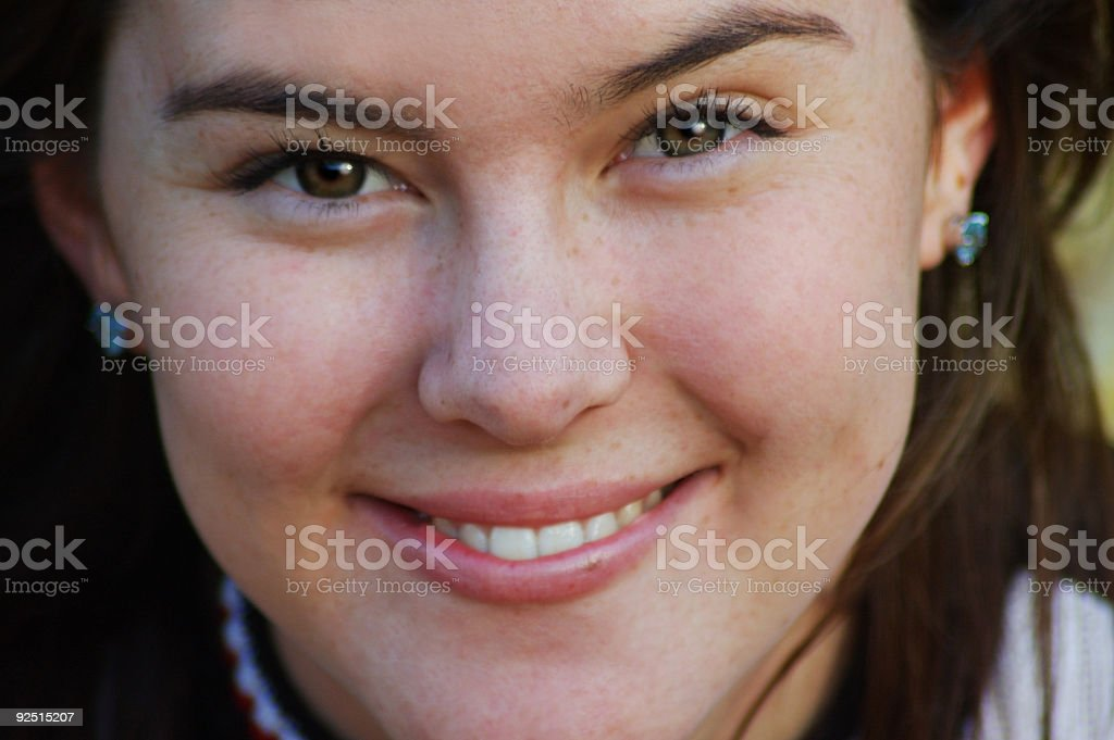 happy student #13 royalty-free stock photo