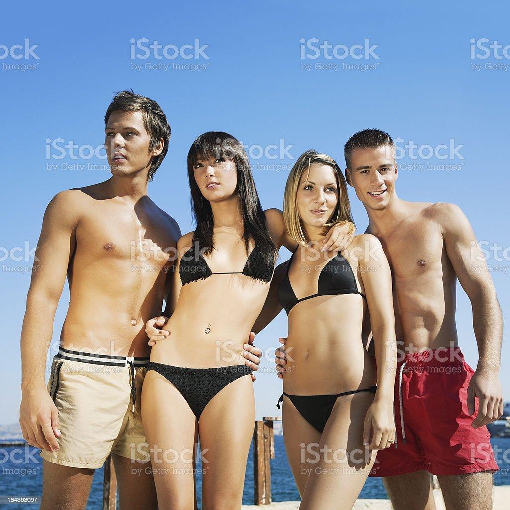 Happy Summer Day royalty-free stock photo