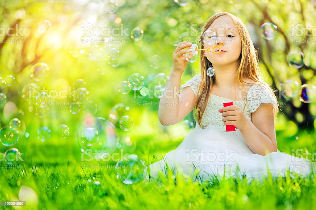 Happy summer days royalty-free stock photo
