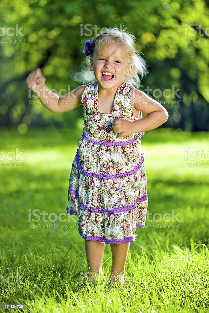 Happy summer days royalty-free stock photo