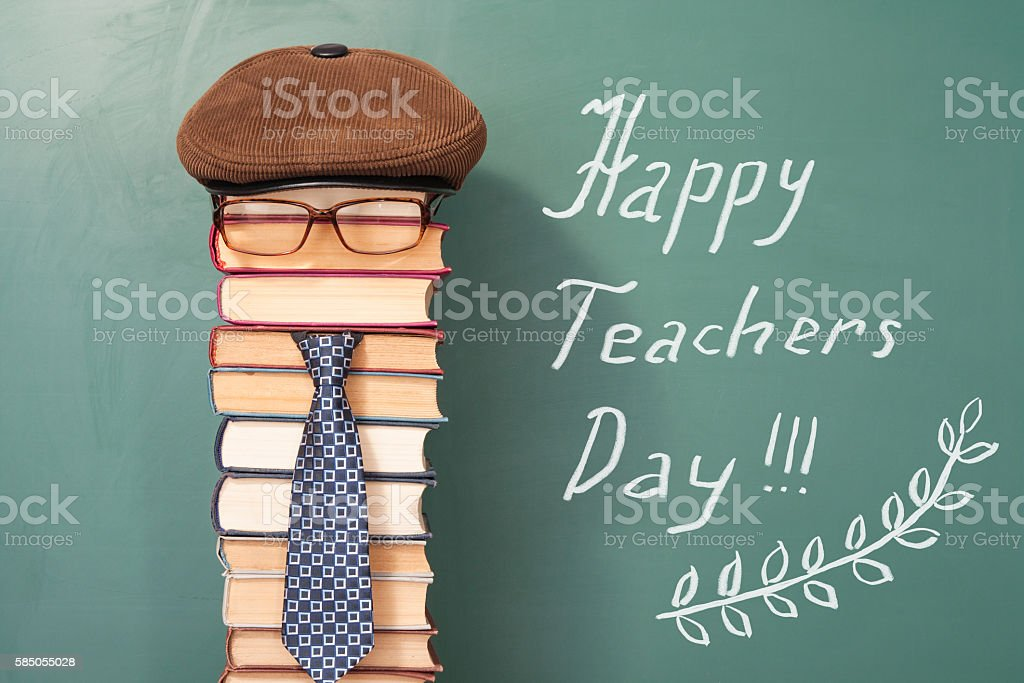 Happy teachers day – Foto