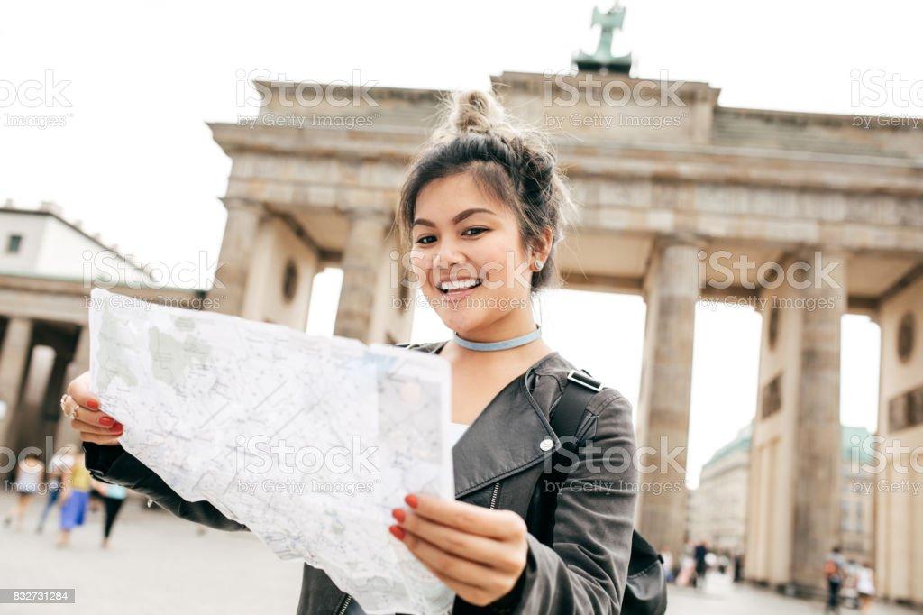 Glückliche Zeit in Berlin – Foto