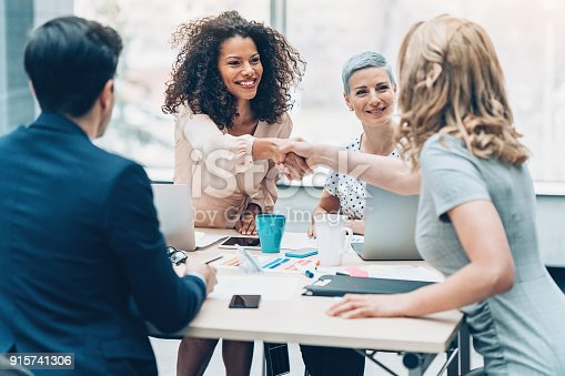 istock Happy to be part of the team 915741306