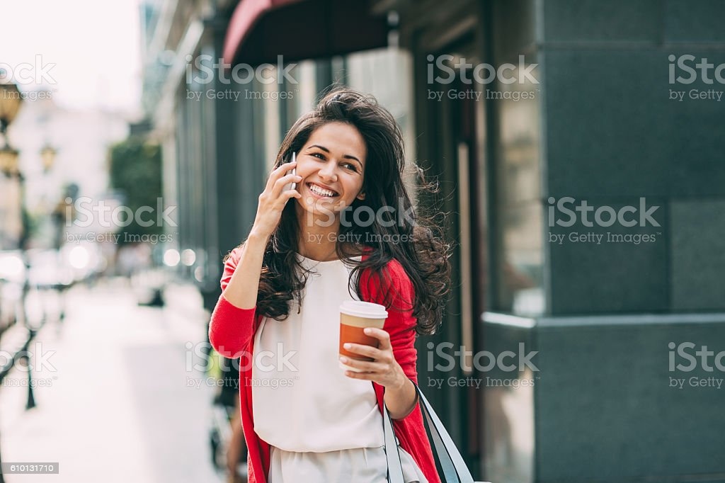 Happy to hear you! stock photo