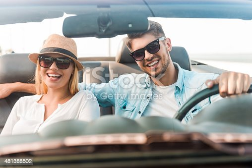 481388538 istock photo Happy to travel together. 481388502
