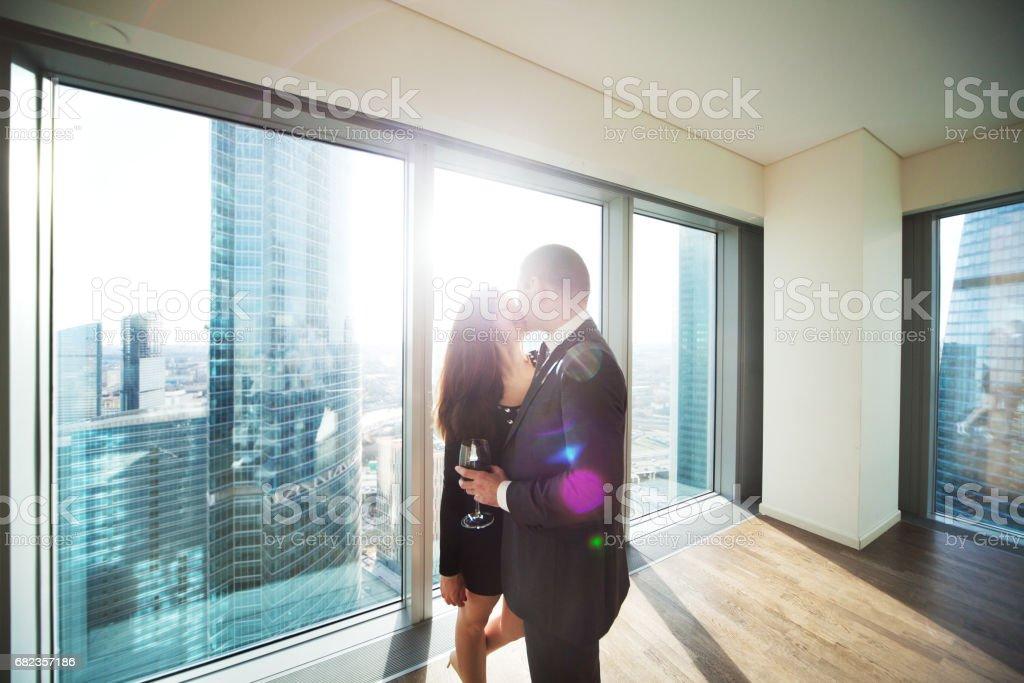 Happy together zbiór zdjęć royalty-free