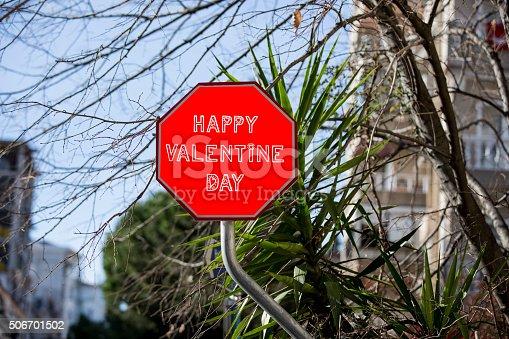 507397624 istock photo Happy Valentine's Day Concept 506701502