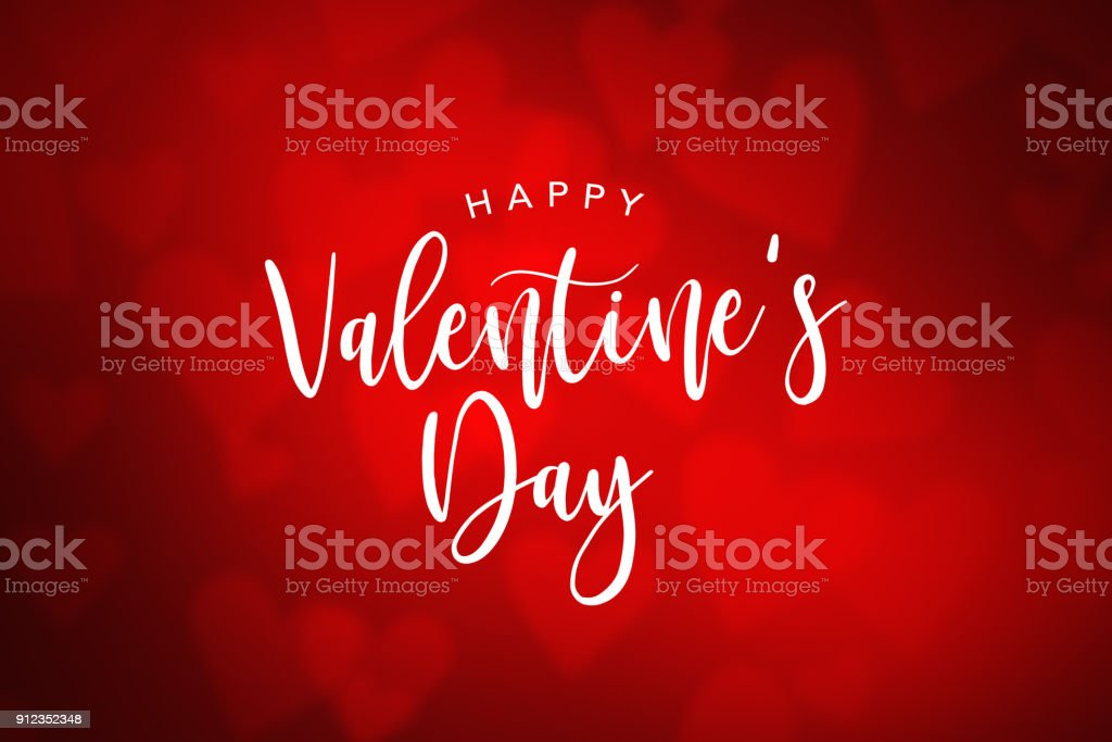 Happy Valentine's Day Holiday Text