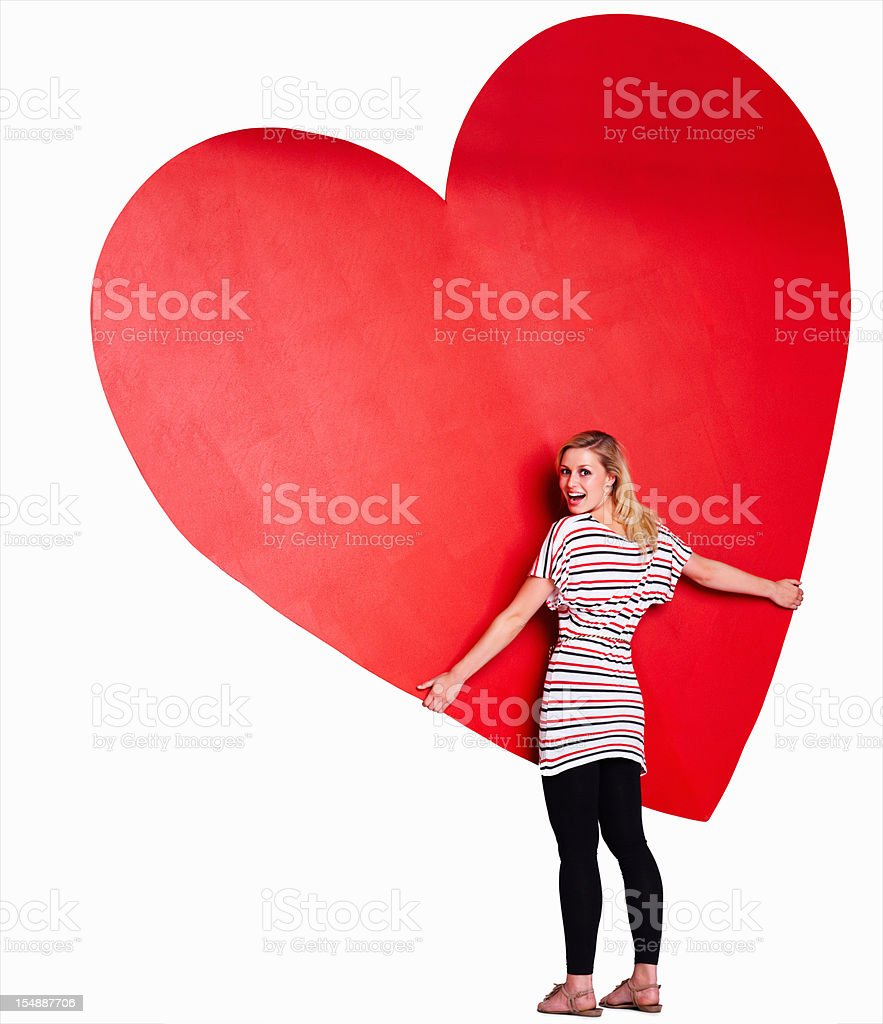Happy Valentine's Day royalty-free stock photo