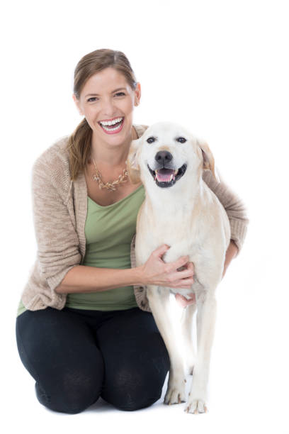 Happy woman enjoys spending time with her dog picture id859937224?b=1&k=6&m=859937224&s=612x612&w=0&h=pujjnr7dvxpmmopspprbyn6thye97hzypyt5et7gwgs=