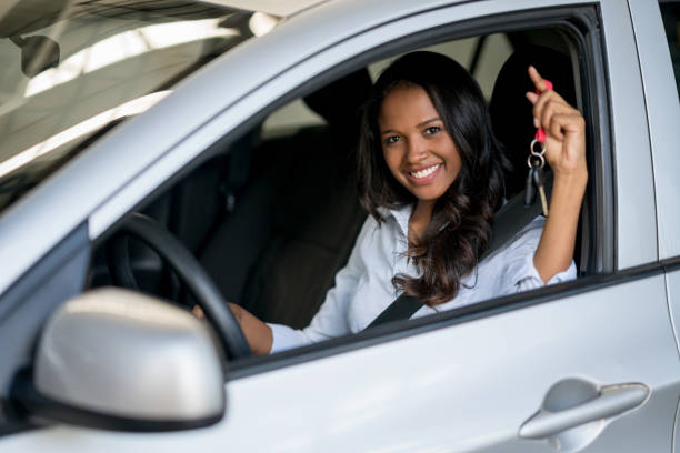 Image result for woman holding car keys