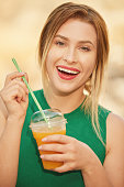 istock happy woman in summer time 1128214961