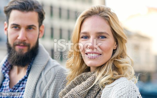 507375092istockphoto Happy woman looking at camera. 625273102