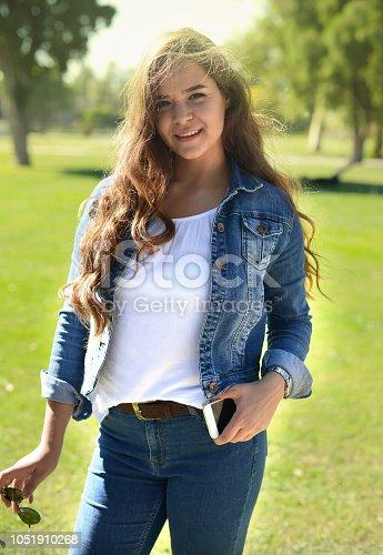istock Happy Woman 1051910268