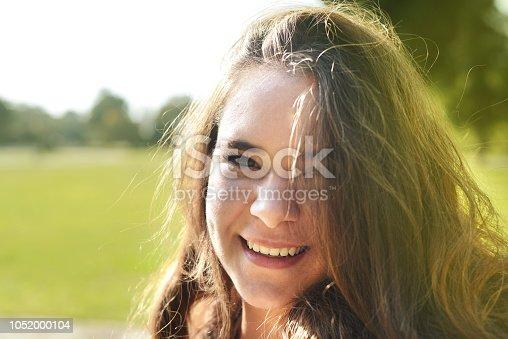 istock Happy Woman 1052000104